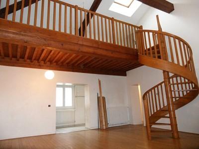 APPARTEMENT T7 A LOUER - ST ETIENNE CENTRE VILLE - 179,31 m2 - 1065 € charges comprises par mois