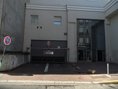 Parking garage louer st etienne centre ville cabinet humbert agence immobilire saint - Location garage saint etienne ...