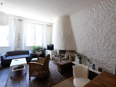 APPARTEMENT T2 A LOUER - ST ETIENNE FAURIEL - 58 m2 - 490 € charges comprises par mois