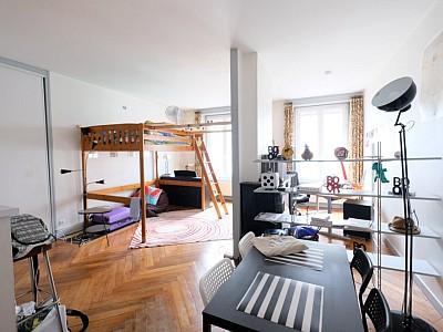 APPARTEMENT T1 A LOUER - ST ETIENNE CENTRE VILLE - 41 m2 - 355 € charges comprises par mois