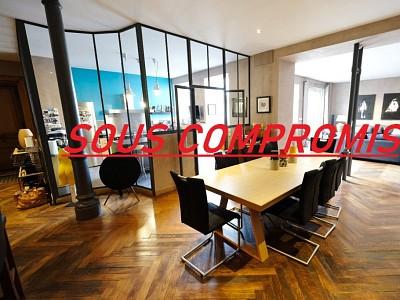 APPARTEMENT T6 A VENDRE - ST ETIENNE CENTRE VILLE - 196,25 m2 - 395000 €