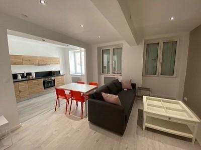 APPARTEMENT T3 A LOUER - ST ETIENNE CENTRE VILLE - 78 m2 - 595 € charges comprises par mois