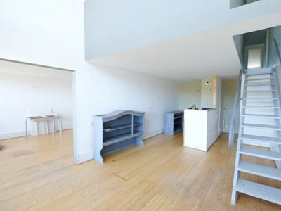 APPARTEMENT T4 A VENDRE - FIRMINY - 96,5 m2 - 62 000 €