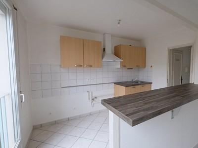 APPARTEMENT T3 A LOUER - ST ETIENNE FAURIEL - 55,94 m2 - 530 € charges comprises par mois
