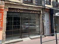LOCAL COMMERCIAL A LOUER - ST ETIENNE SECTEUR LIBERATION - 55,49 m2 - 480 € HC par mois