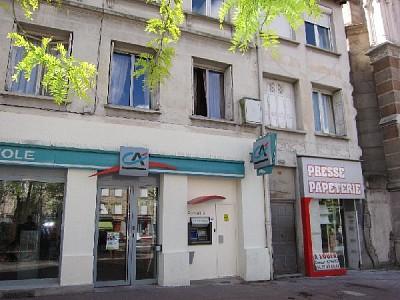 LOCAL COMMERCIAL A LOUER - ST ETIENNE St Roch - 25 m2 - 280 € HC et HT par mois