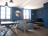 APPARTEMENT T2 A LOUER - ST ETIENNE CENTRE VILLE - 60,3 m2 - 640 € charges comprises par mois