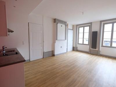APPARTEMENT T2 A LOUER - ST ETIENNE BADOUILLÈRE - 48,2 m2 - 430 € charges comprises par mois