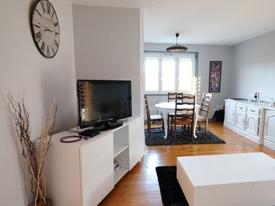 APPARTEMENT T3 A LOUER - ANDREZIEUX BOUTHEON - 76 m2 - 590 € charges comprises par mois