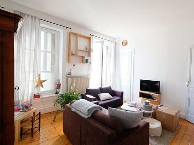 APPARTEMENT T4 A LOUER - ST ETIENNE BADOUILLÈRE - 107,01 m2 - 640 € charges comprises par mois