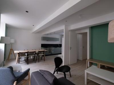 APPARTEMENT T4 A LOUER - ST ETIENNE CHATEAUCREUX - 82 m2 - 613 € charges comprises par mois