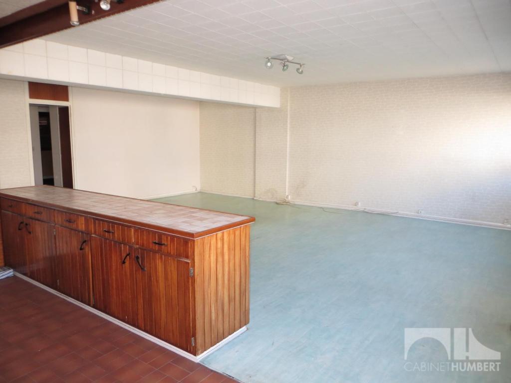 Appartement t2 st etienne bellevue 72 22 m2 vendu for Cuisine ouverte 22m2