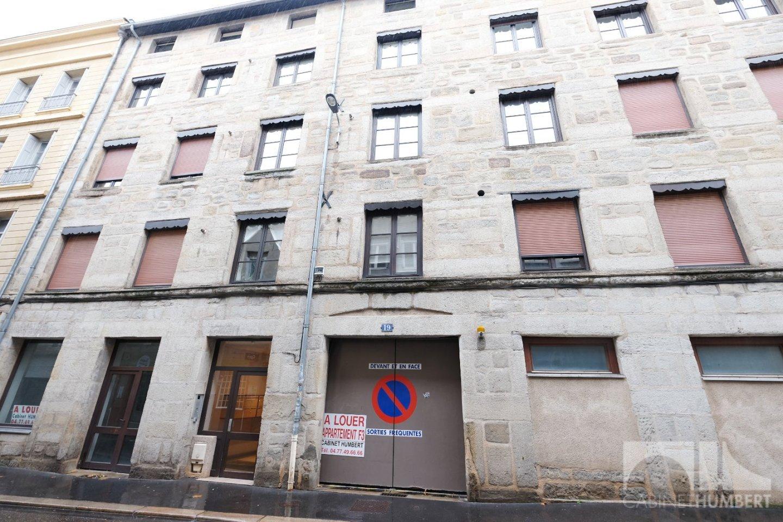 GARAGE A LOUER - ST ETIENNE CENTRE VILLE - 88 € charges comprises par mois