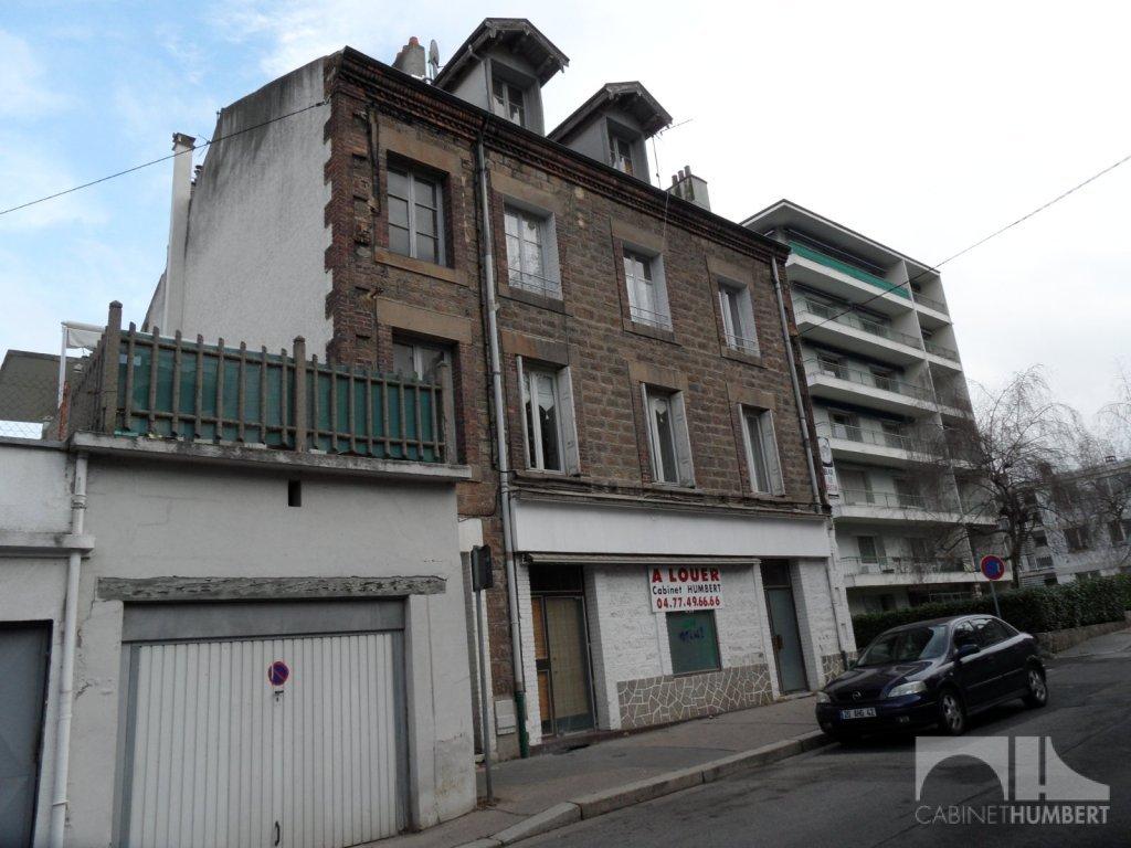 Garage st etienne fauriel 55 charges comprises par mois immobilier st etienne cabinet - Location garage saint etienne ...