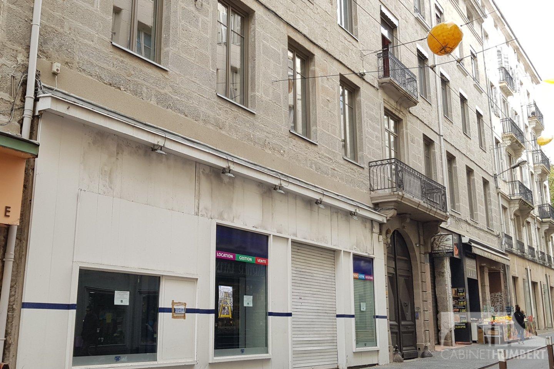 LOCAL COMMERCIAL A LOUER - ST ETIENNE CENTRE VILLE - 364 m2 - Prix : nous consulter