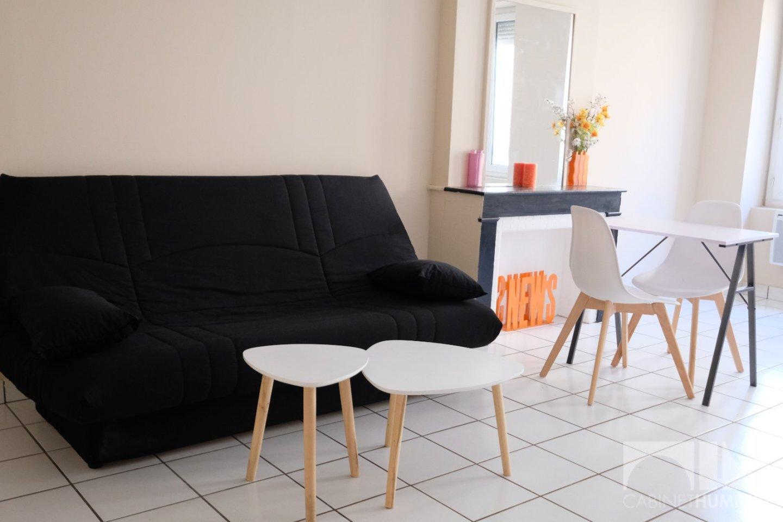 STUDIO A LOUER - ST ETIENNE CENTRE VILLE - 35 m2 - 360 € charges comprises par mois