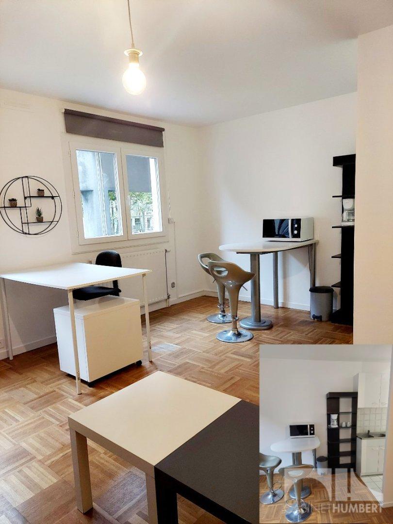 APPARTEMENT T1 A LOUER - ST ETIENNE FAURIEL - 32,59 m2 - 360 € charges comprises par mois