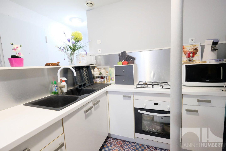APPARTEMENT T1 A VENDRE - ST ETIENNE MONTPLAISIR - 36,45 m2 - 48500 €