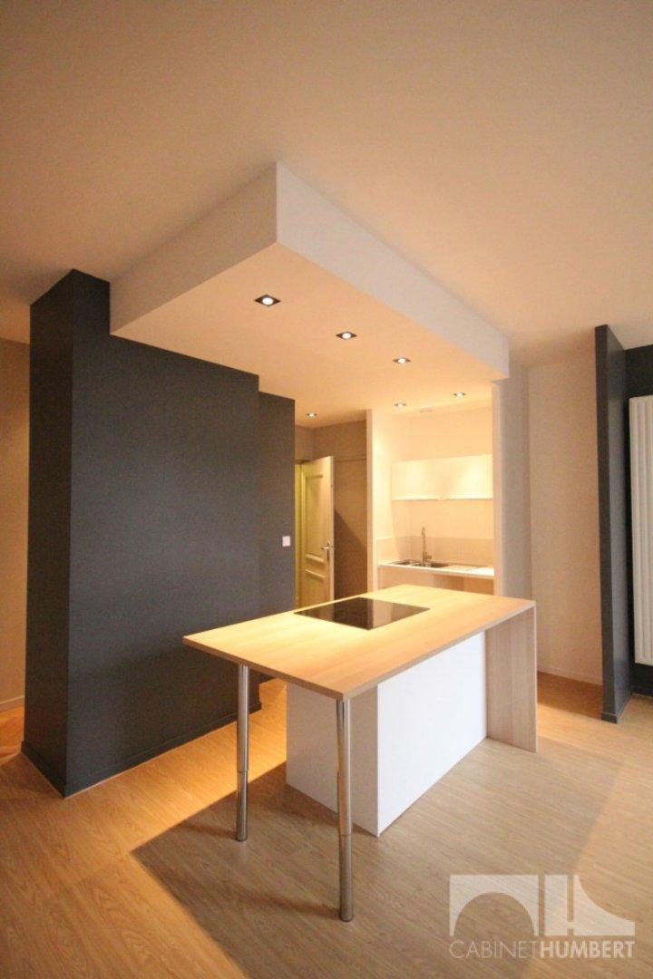 APPARTEMENT T2 A LOUER - ST ETIENNE CENTRE VILLE - 48,6 m2 - 525 € charges comprises par mois