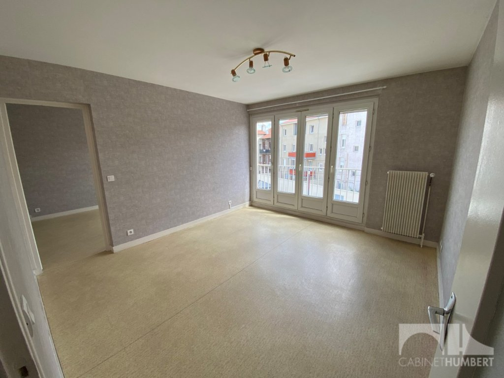 APPARTEMENT T2 A LOUER - ST ETIENNE CHATEAUCREUX - 45,78 m2 - 468 € charges comprises par mois