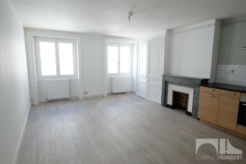 APPARTEMENT T2 A LOUER - ST ETIENNE HOTEL DE VILLE - 76,84 m2 - 440 € charges comprises par mois