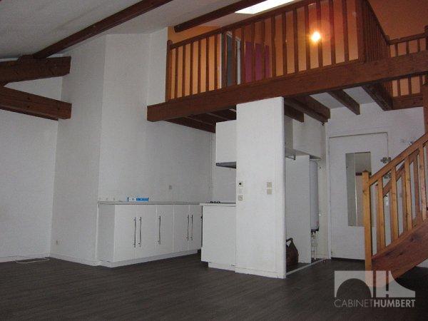 APPARTEMENT T3 A LOUER - ST ETIENNE CENTRE VILLE - 89 m2 - 480 € charges comprises par mois