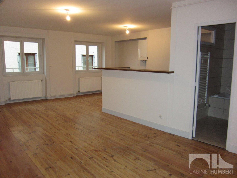 APPARTEMENT T3 A LOUER - ST ETIENNE CENTRE VILLE - 78,23 m2 - 560 € charges comprises par mois
