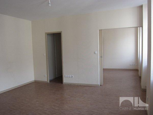 APPARTEMENT T3 A LOUER - ST ETIENNE HOTEL DE VILLE - 56,4 m2 - 445 € charges comprises par mois