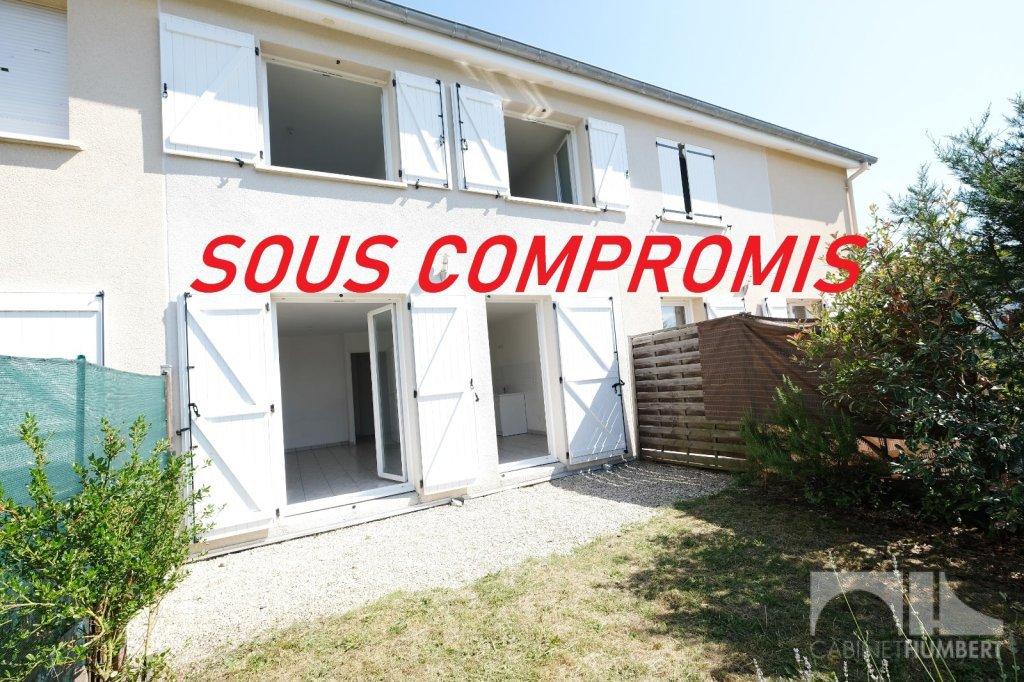 APPARTEMENT T3 - ROCHE LA MOLIERE - 64,3 m2 - VENDU