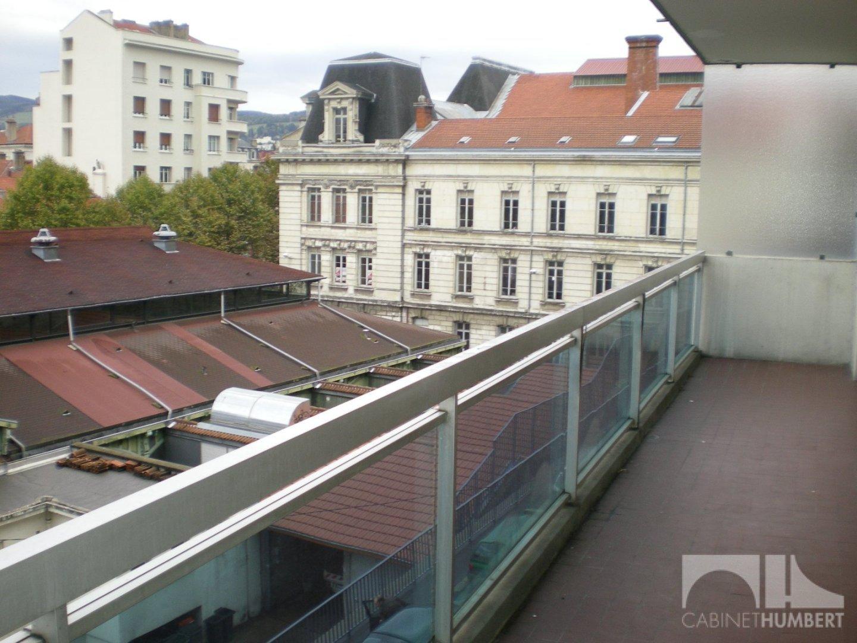 APPARTEMENT T4 A LOUER - ST ETIENNE CENTRE VILLE - 85 m2 - 701 € charges comprises par mois