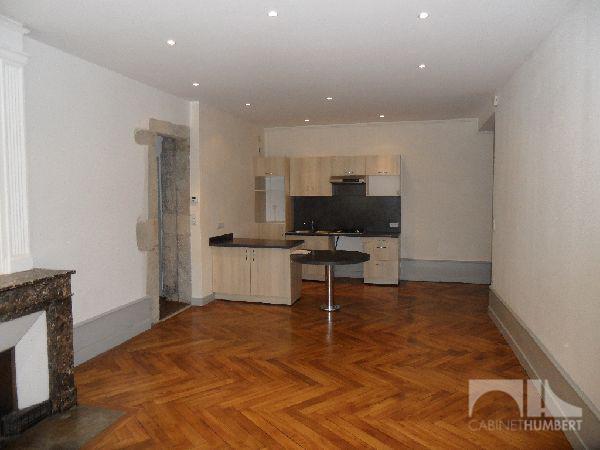 APPARTEMENT T4 A LOUER - ST ETIENNE CENTRE VILLE - 97,31 m2 - 652 € charges comprises par mois