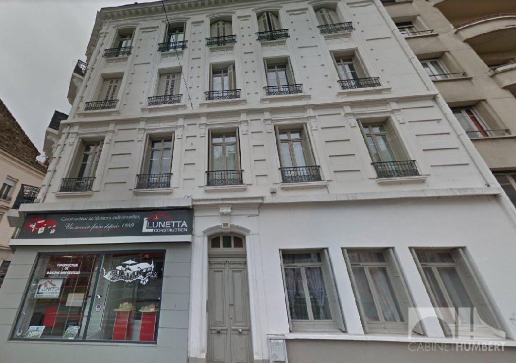 APPARTEMENT T4 A LOUER - ST ETIENNE FACULTE / CENTRE DEUX - 86,68 m2 - 490 € charges comprises par mois