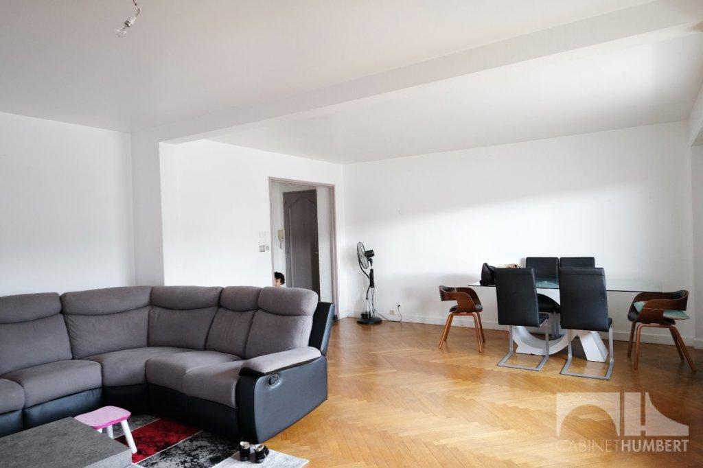 APPARTEMENT T5 - ST ETIENNE FAURIEL - 89,2 m2 - LOUÉ