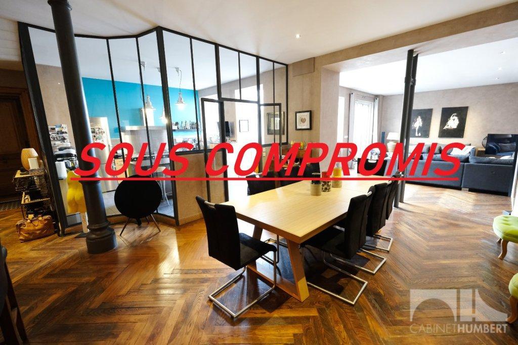 APPARTEMENT T6 - ST ETIENNE CENTRE VILLE - 196,25 m2 - 395000 €